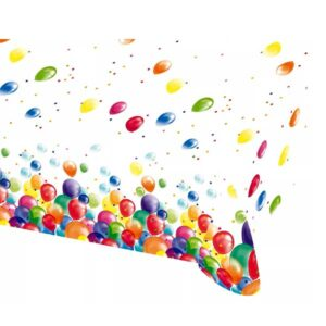 Borddug med balloner 120x180 cm