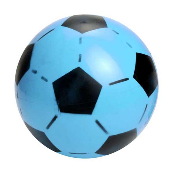 Klassisk blå TV fodbold