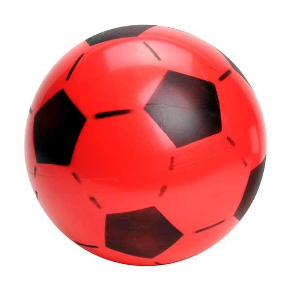 Klassisk rød TV fodbold