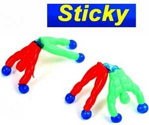 Sticky som superakrobat