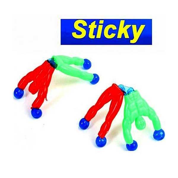 Sticky vindues kravler