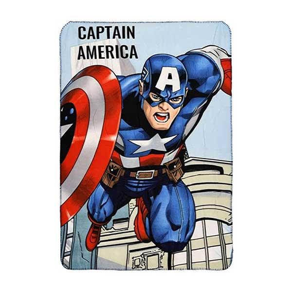 Avengers fleece tæppe