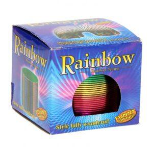 Slinky regnbue trappefjeder
