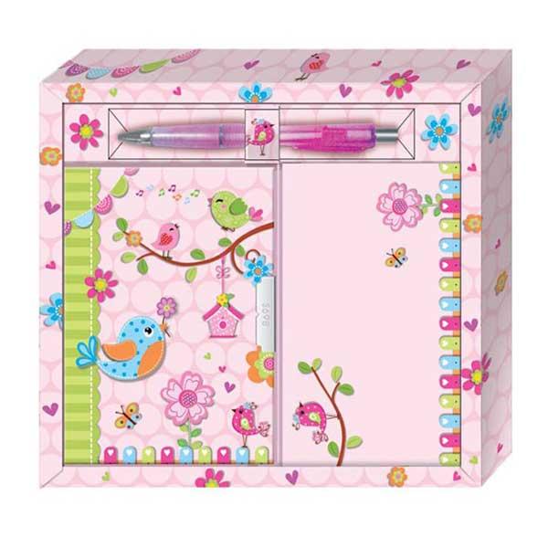 Box til opbevaring af dagbog
