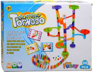 Domino Tornado kuglebane
