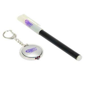 UV pen og UV lampe