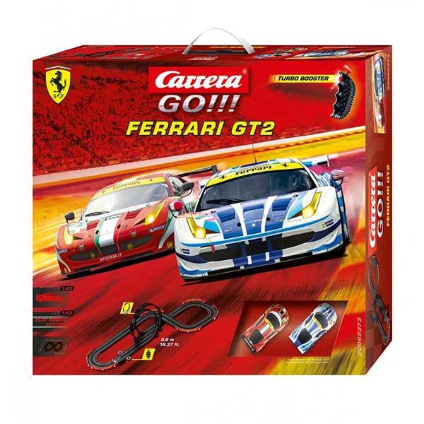 Carrera GO !!! Ferrari GT2 racerbane