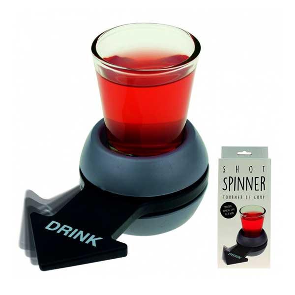 Shot roulette til drikkespil