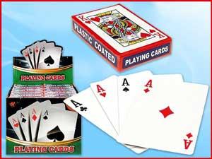 Klassiske spillekort