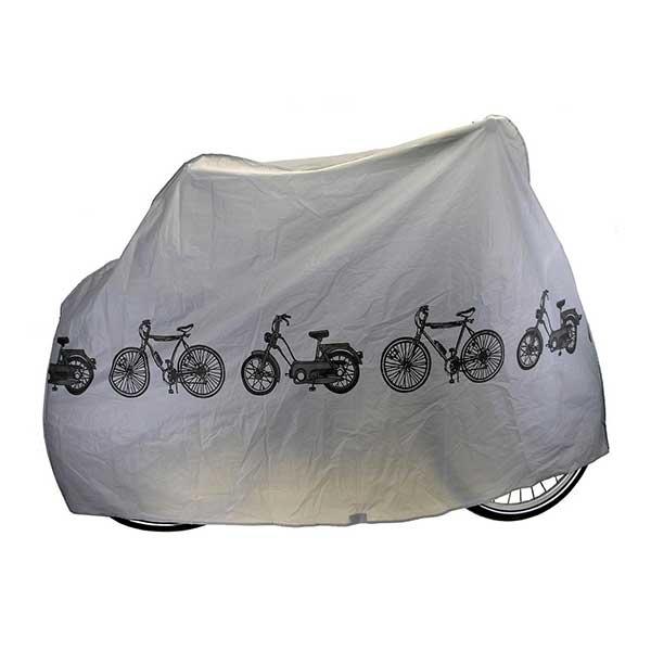 Cykelgarage, cykel regnslag / overtræk