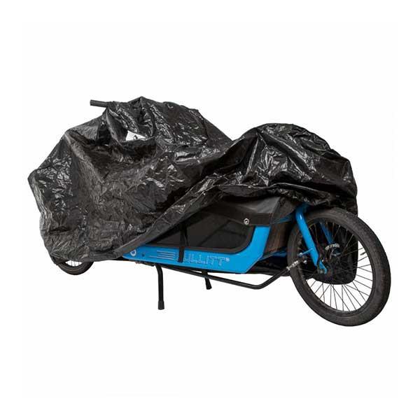 XXL Cykelgarage til long john og ladcykler