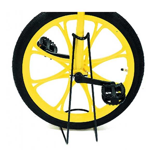 Ståfod - støtteben til ethjulet cykel
