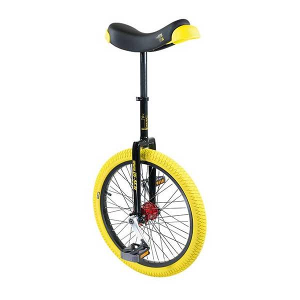 "20"" QU-AX Ethjulet Cykel Luksus Prof - Professionel"