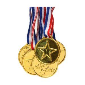 Vinder guld medaljer til børn