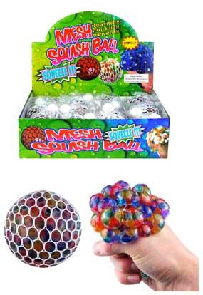 Squeeze klemmebold til sjov og leg