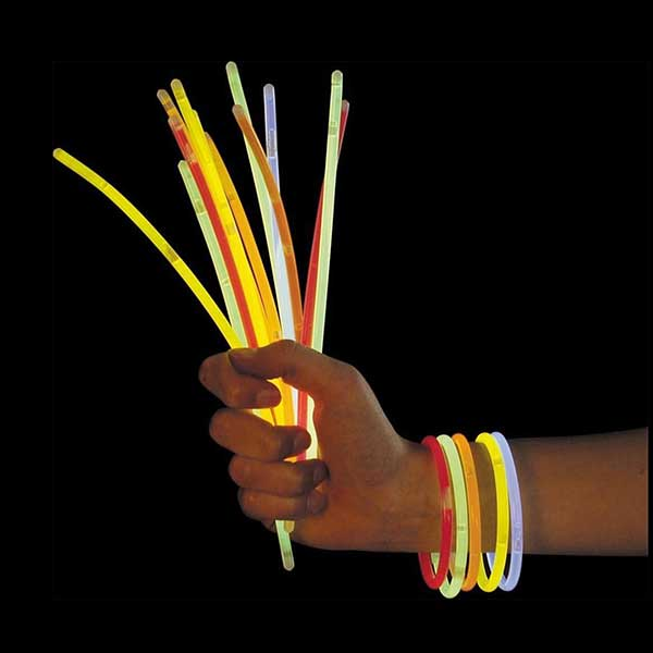 Knæklys armbånd