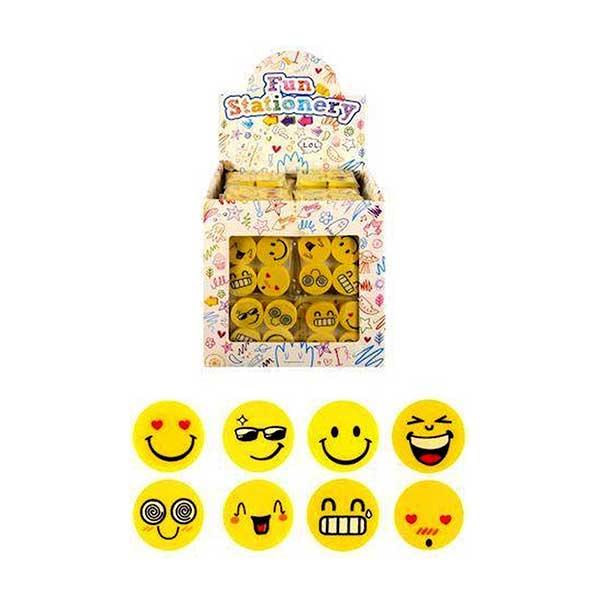 Smiley, Emoji viskelæder