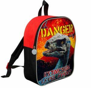 Dinosaur Jurassic World rygsæk