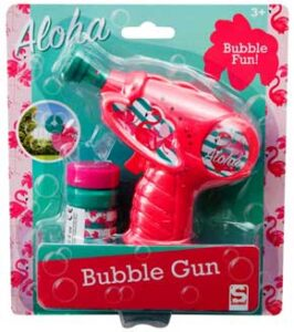 Flamingo Sæbeboble pistol