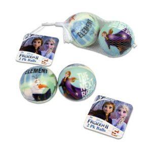 Anna og Elsa bløde PU bolde