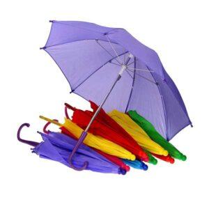 Børne paraply til de yngste