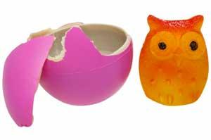 Vækst æg med Ugle - hjælp den til verden