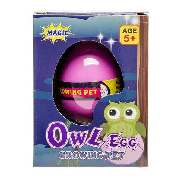 Ugle vækst æg