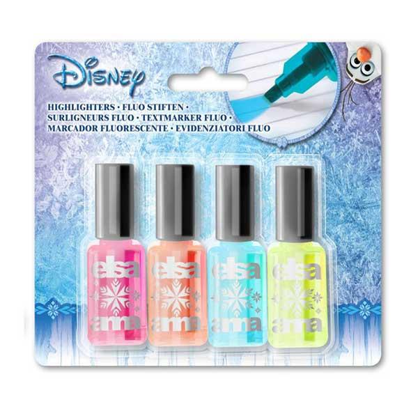 4 stk Frozen Markerings Tusser