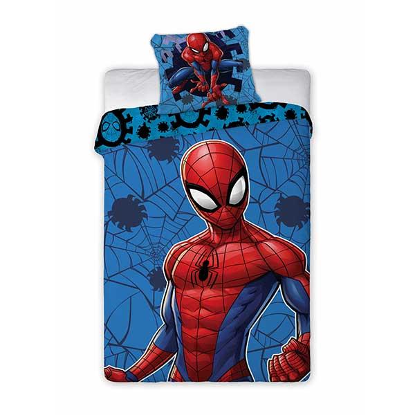 Spiderman junior sengesæt