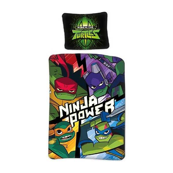 Ninja Turtles sengesæt 140 x 200