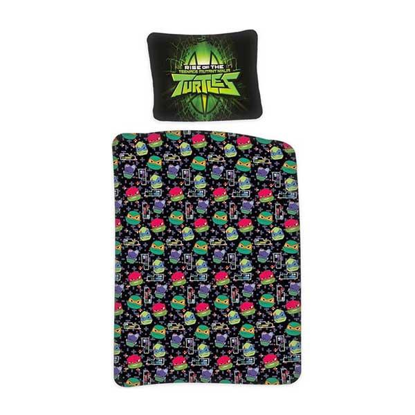 Ninja Turtles sengetøj 140 x 200