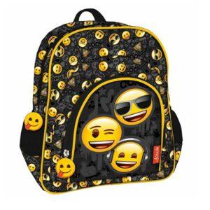 Emoji rygsæk, skoletaske