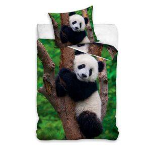 Luksus Sengetøj med Panda