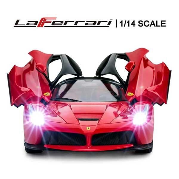 Ferrari Laferrari turbo fjernstyret
