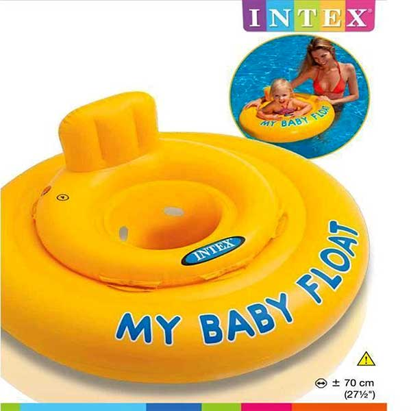 Intex baby badering