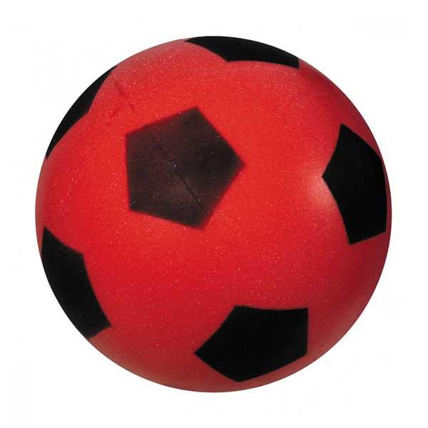 20 cm rød softball