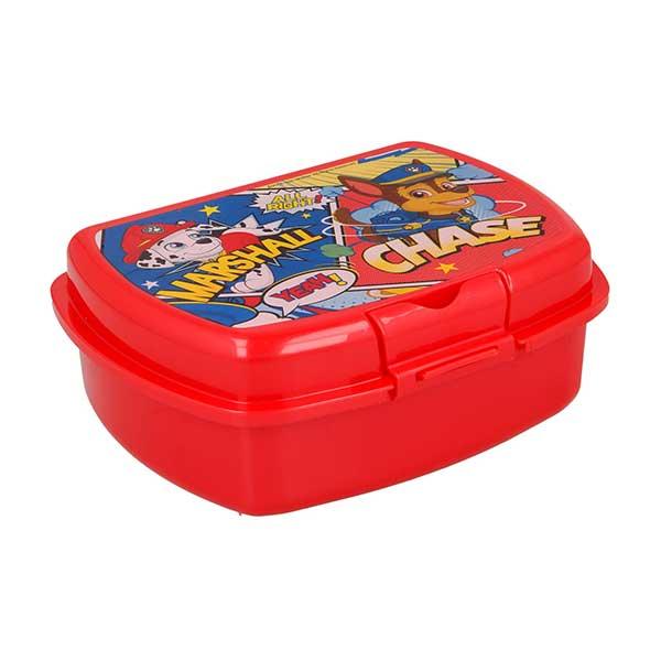 Paw Patrol rød madkasse