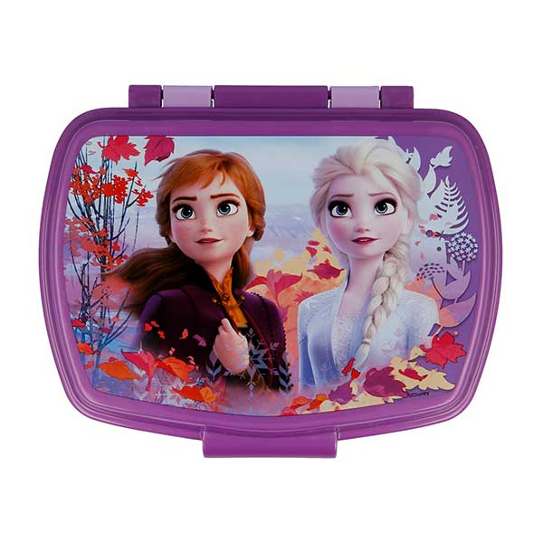 Violet Frozen 2 madkasse