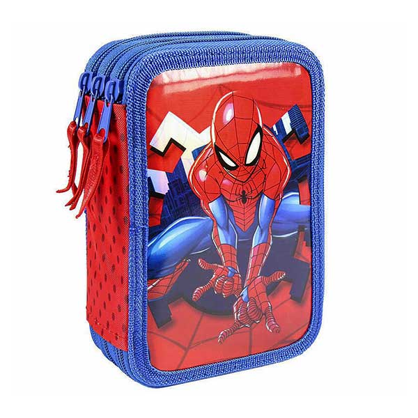 Spiderman kæmpe penalhus