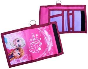 Frozen Elsa og Anna børnepung
