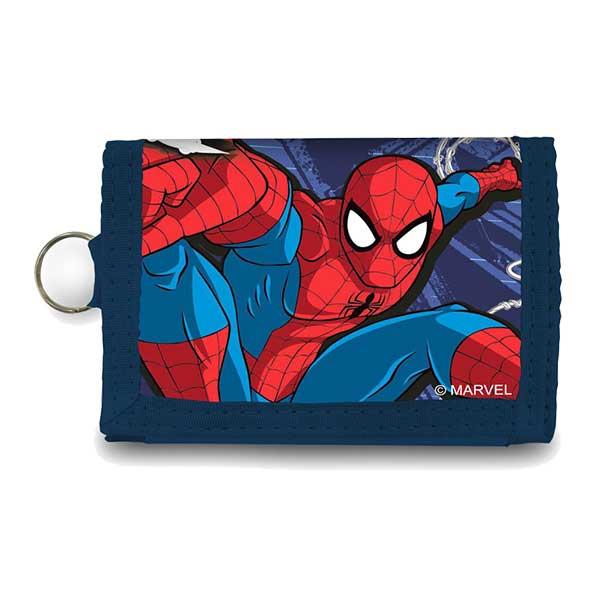 Spiderman tegnebog, børnepung