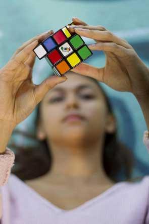 Rubiks cube den originale professorterning