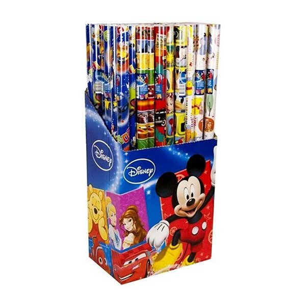 Disney indpakningspapir