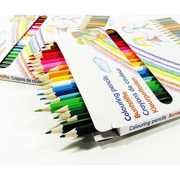 Farveblyanter 24 kvalitets farveblyanter