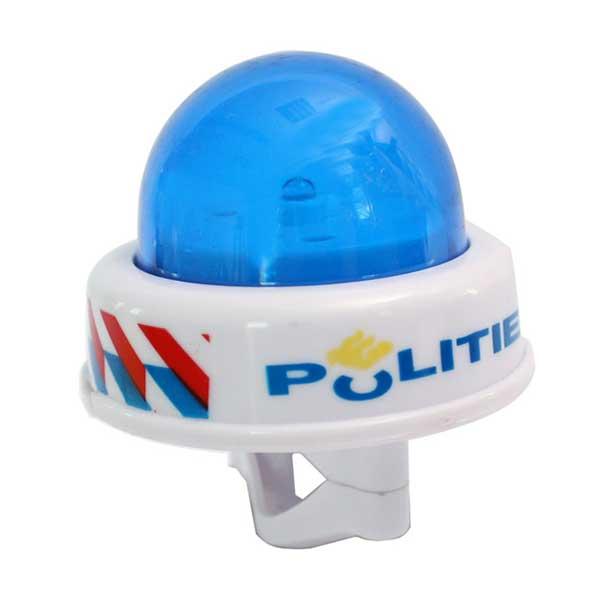 Politi sirene til børnecyklen