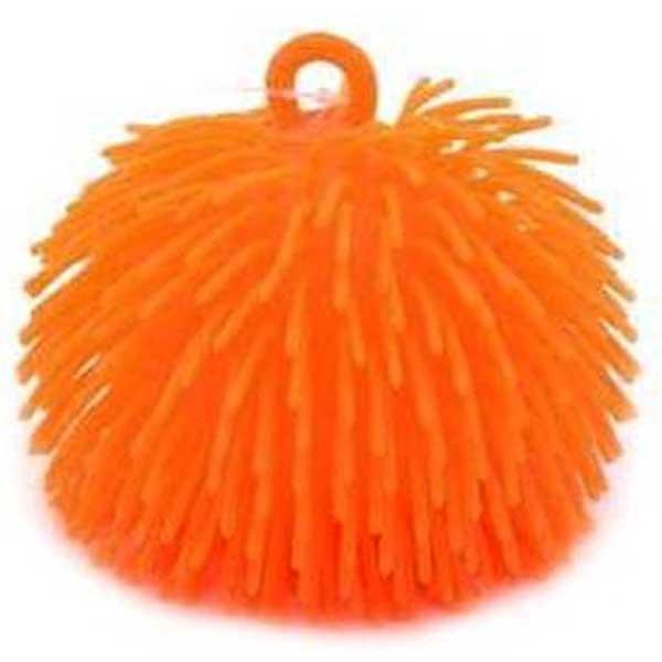 Fluffy bold 14 cm orange