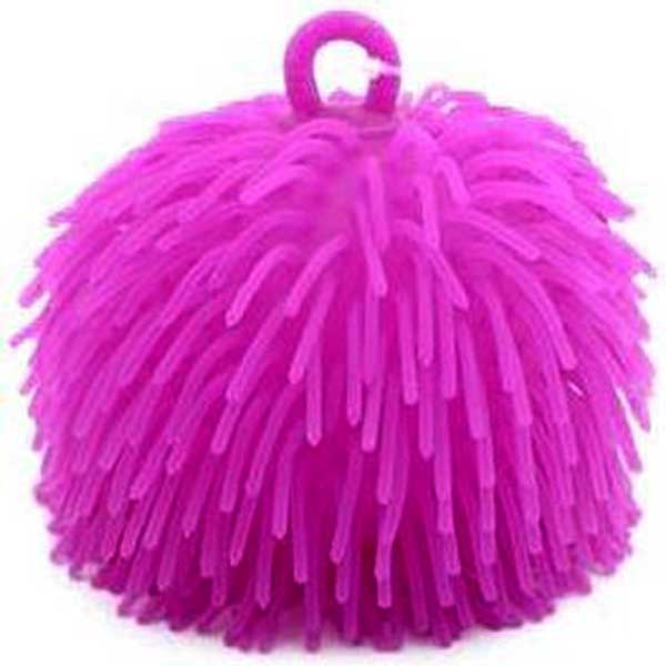 Fluffy bold 14 cm violet