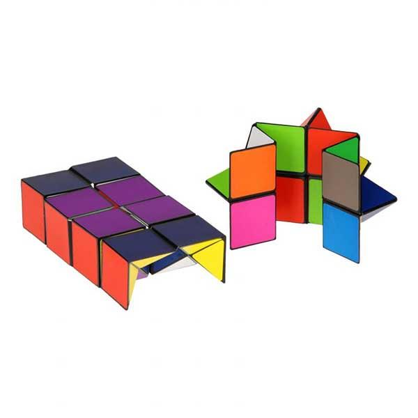 Magic cube professorterning i nye versioner