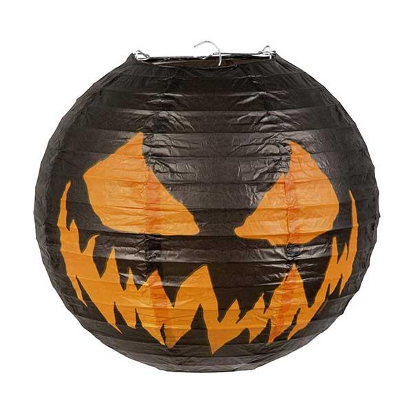 Halloween rislampeskærm