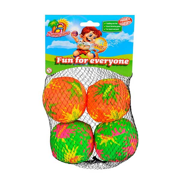 Splash Ball Til Stranden